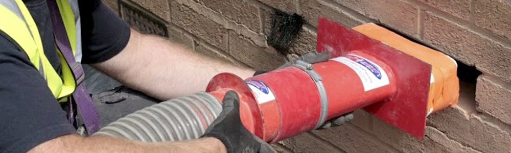 Homeshiled - Cavity Wall Insulation Removal